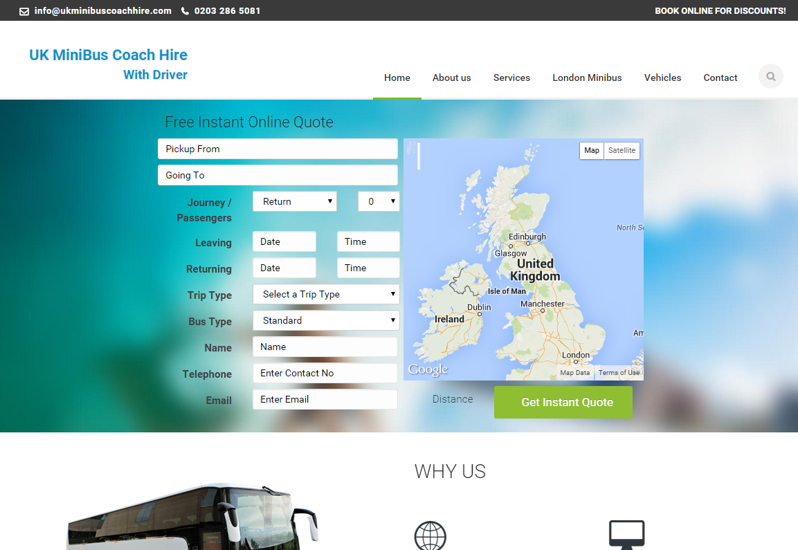 new styles buy best cheap sale UK Minibus Coach Hire   Eclectic Solutions